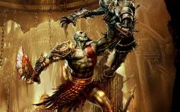2011 God of War 3 Game hd free 3D desktop wallpaper pictures download 825