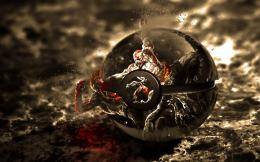   Wallpaper Abyss Everything God Of War Video Game God Of War 214919 1108