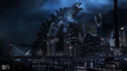 Wallpaper Godzilla 2014 by Diegodig 890