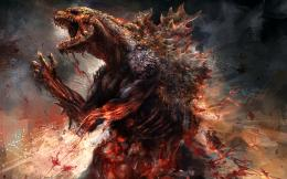 Godzilla 2014 Concept Artwork HD Wallpapers 1517
