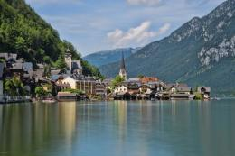 hallstatt austria hallstatt austria cool background hallstatt austria 1229
