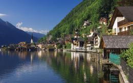 Hallstatt, Austria wallpaper 1023