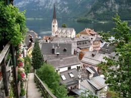 hallstatt austria high definition wallpaper for desktop background 560