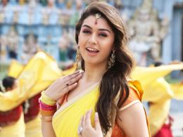 Hansika Motwani Desktop Wallpapers 1438