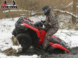 Honda Rancher 420 ATV Wallpapers 1826