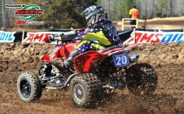 Rath Racing\'s Pro ATV MX Racer #20 Josh Upperman 230