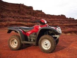 2007 HONDA FourTrax Foreman ATV insurance info, wallpapers 977