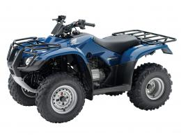 2008 HONDA Fourtrax Recon ES ATV Wallpapers 399