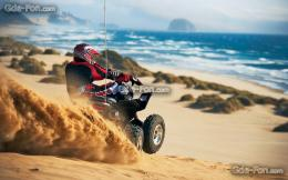wallpaper Honda, ATV, TRX450R, 2006 TRX450R free desktop wallpaper 156