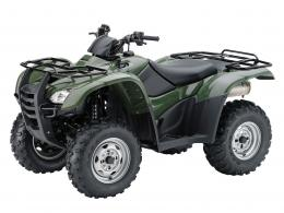 ATV Wallpapers2009 HONDA FourTrax Rancher AT 1458
