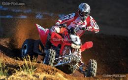 wallpaper Honda, ATV, TRX450R, 2006 TRX450R free desktop wallpaper 1822