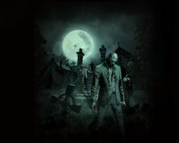 HD Desktop Horror Wallpapers 1376