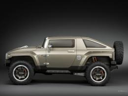 Muscle Cars Hummer HX 1189