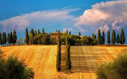 Tuscanyitalyitalia house approach HD Wallpaper 779