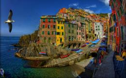 Download Riomaggiore, Italy wallpaper 898