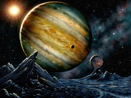 Jupiter Space Wallpapers 1189