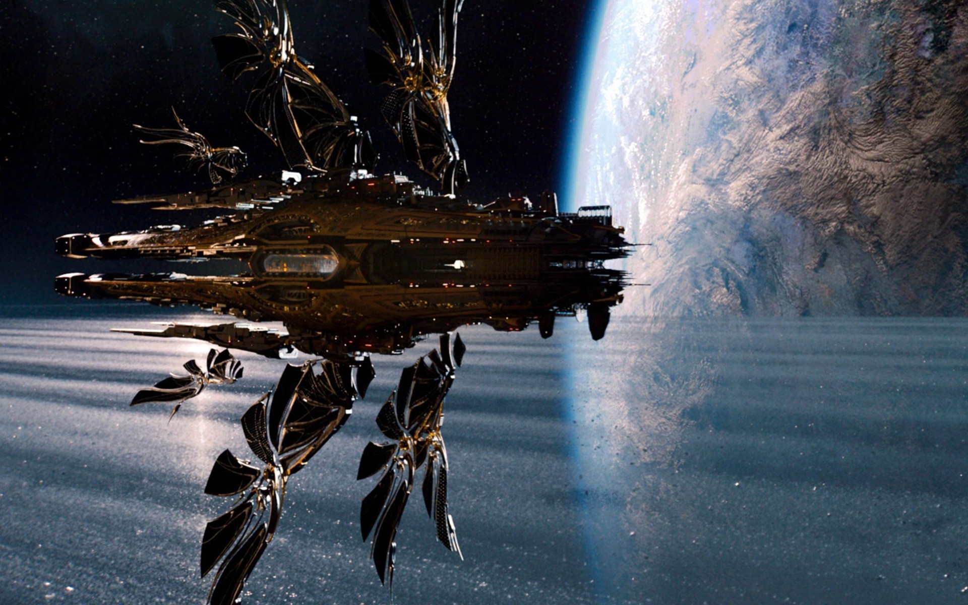 Home » Movies » Jupiter Ascending Space Wallpaper HD 1541