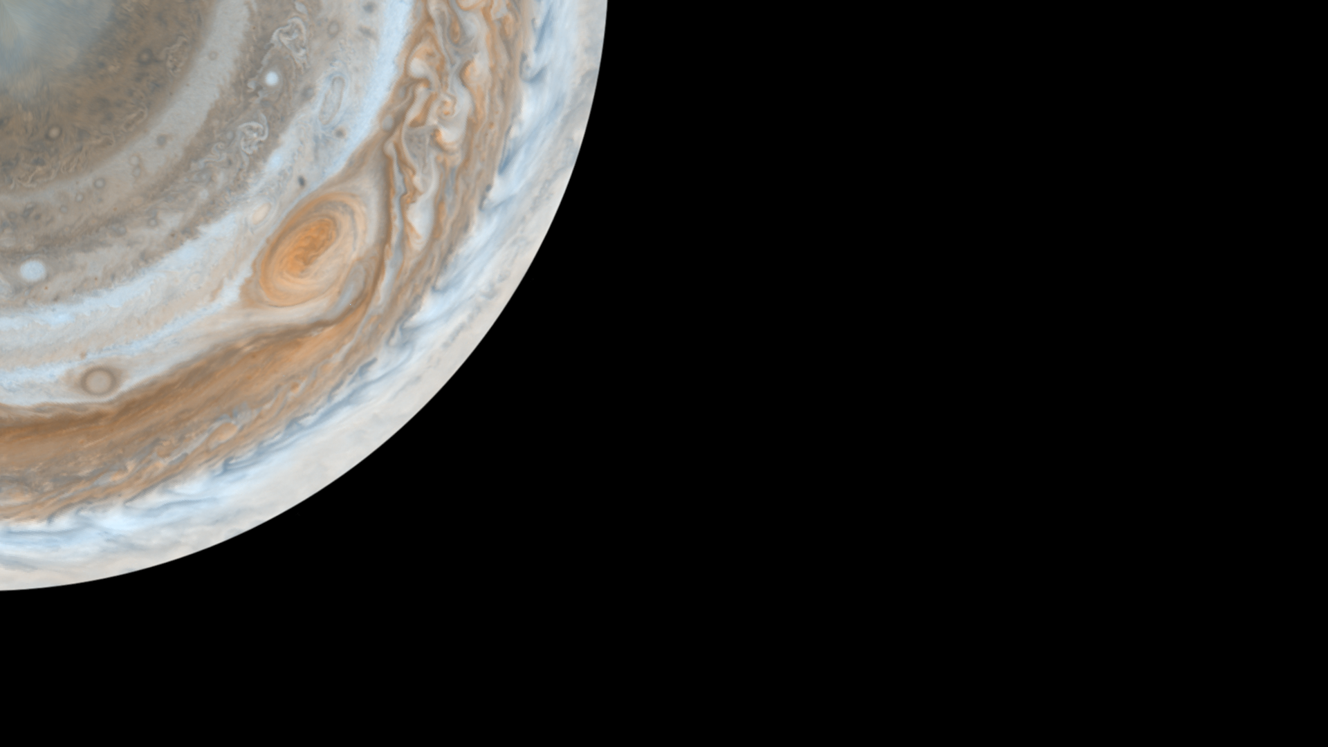 space solar system planets jupiter south pole HD Wallpaper of Space 1808
