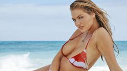 Beach Babe Kate Upton HD Wallpaper 278