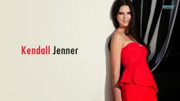 Celebrity Kendall Jenner was again spotted on the catwalk 1177
