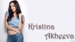 Kristina Akheeva New Bollywood Young Hot Star 2013 940
