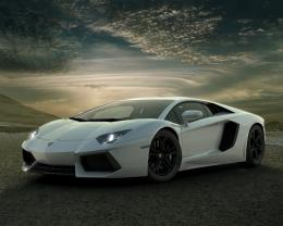 Lamborghini Aventador Free Wallpaper with 1280x1024 Resolution 1654