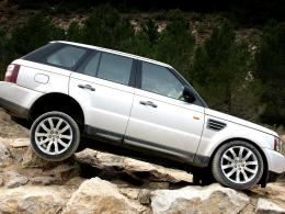 Range Land Rover Wallpaper 482