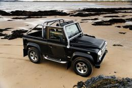 Land Rover Defender Off Road 1419