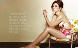 Lauren Cohan 03 HD Wallpaper For Desktop 118