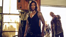 Lauren Cohan as Maggie HD Wallpaper 724