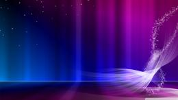 Blue And Purple Aurora Wallpaper 1920x1080 Vista, Blue, And, Purple 1881