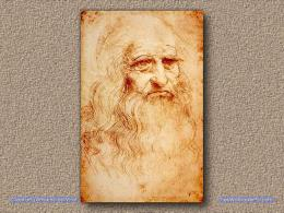 Leonardo da Vinci self portrait, around 1512 1515, Leonardo di ser 528