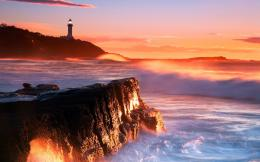 Australia Lighthouse Free Ipad Hd Wallpaper with 1024x640 Resolution 482