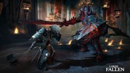 new games lords of the fallen wide hd wallpaper download the fallen 1313