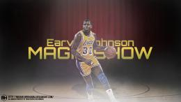 Earvin Magic Johnson wallpaper by michaelherradura 1547