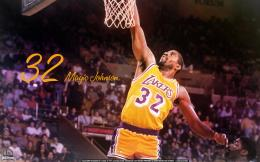 Free Magic Johnson desktop wallpaper 641
