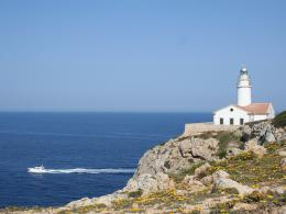 mallorca lighthouse 1360