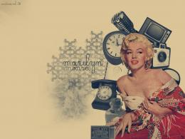 Marilyn Monroe Wallpaper 1024 x 768 236
