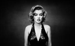 Marilyn Monroe monocrom | Marilyn Monroe monocrom wallpapers 889