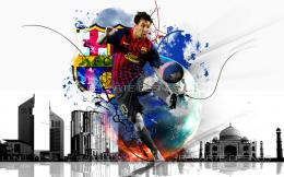 Lionel Messi hd Wallpapers 2013 399