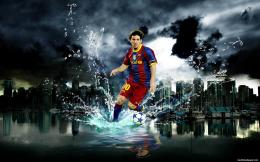 Lionel Messi HD Wallpaper 1019