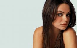 Full View and Download Mila kunis Wallpaper 4 with resolution of 346