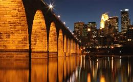 Minneapolis saint paul minnesota bridge 816