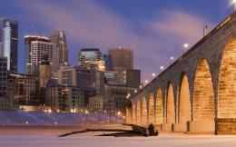 Stone Arch Bridge Minneapolis 1680×1050 Wallpaper 914