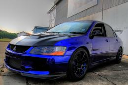 Mitsubishi lancer evo tuning car HD Wallpaper 1566