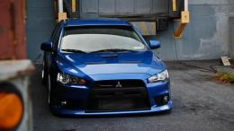 Mitsubishi Evo Car HD720P HD wallpaper 476