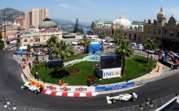 HD Wallpapers 2009 Formula 1 Grand Prix of Monaco 1189