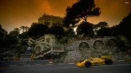 Ayrton Senna in Monaco Desktop Wallpapers,2560*1440 HD Wallpapers 1938