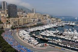 Monaco f1 Grand Prix Wallpaper 408