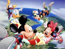 Mickey Mouse Desktop Wallpapers, Free Mickey Mouse Cartoon Pictures 1687